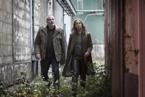 Obwohl sie völlig unterschiedlich gepolt sind, bilden Martin Rohde und Saga Norén doch ein gutes Ermittlerpaar.