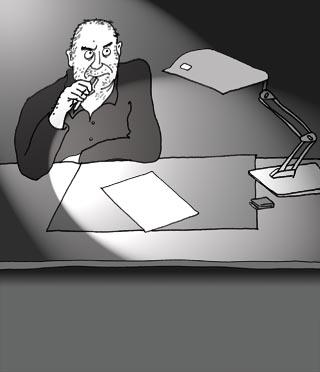 DPR erldeigt Schreibarbeiten